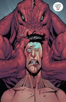 Invincible is in a spot of bother - Invincible #99