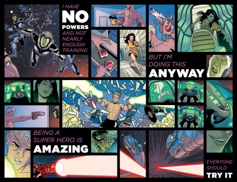 Coolest double page spread fo the year!
