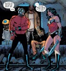 Good to see Orion has kept his manners and gentlemanly ways in the New 52.