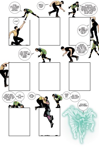 More awesomeness from the Young Avengers