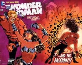 Wonder Woman #18