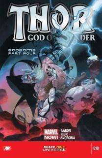 Thor: God of Thunder #10