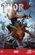 Thor: God of Thunder #14