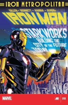 Iron Man #18