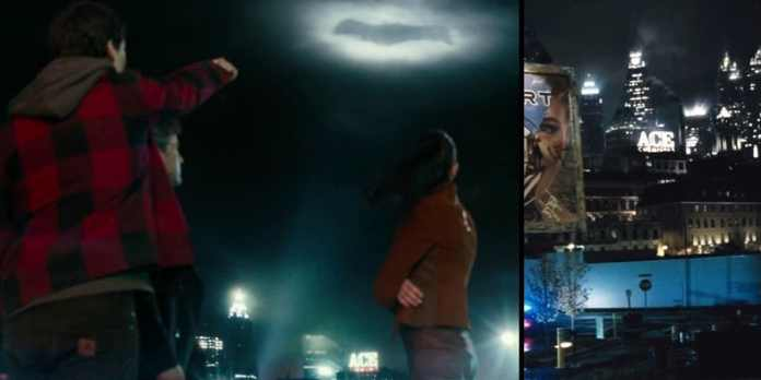 Justice League Easter Eggs