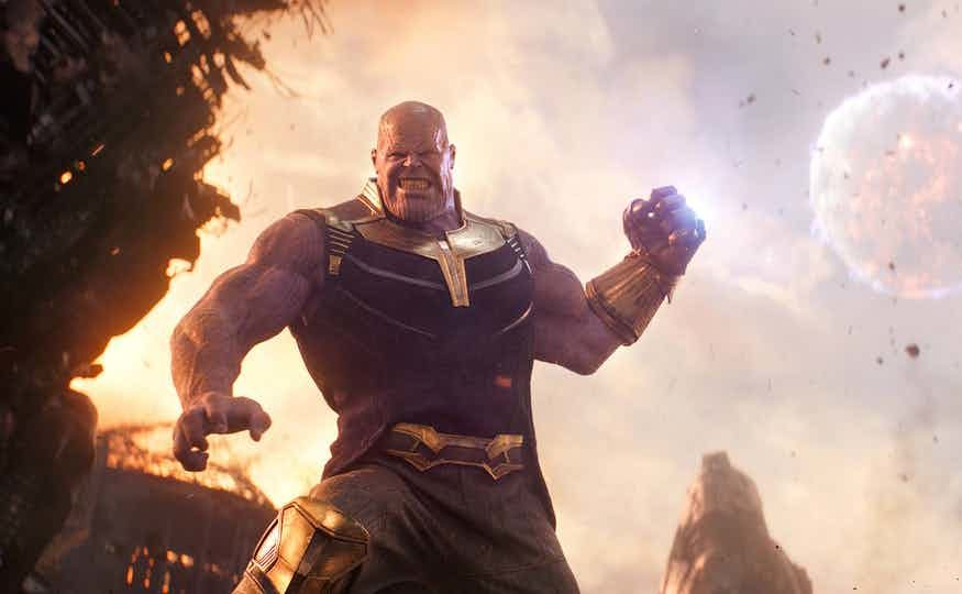 Thanos' Motivations And Origin Story