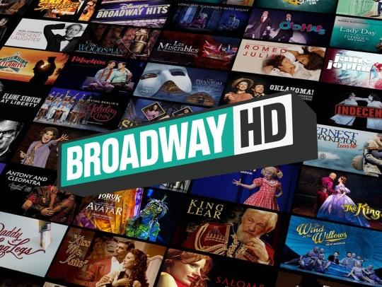 Broadway HD  cadeaux de noel comédie musicale