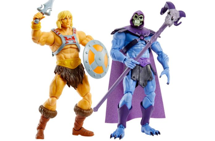 Masters of the Universe: Revelation toys heading to the stores   The Nerdy