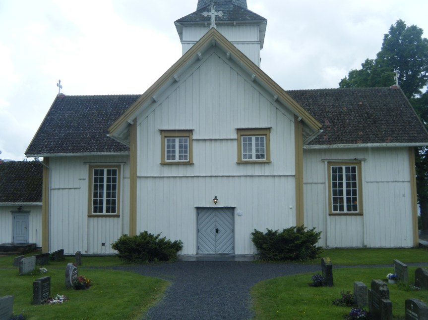 The church in Hov