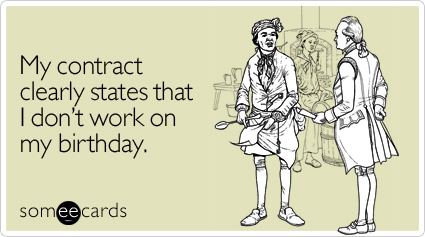 on birthdays (1/5)