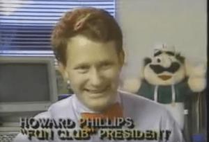 howard phillips nintendo, fun club president, howard phillips