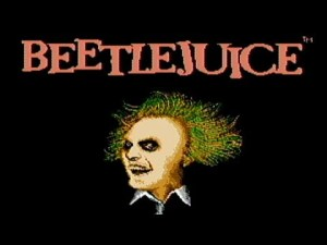 beetlejuice nes, beetlejuice nintendo