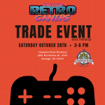 raleigh retro gamers game night