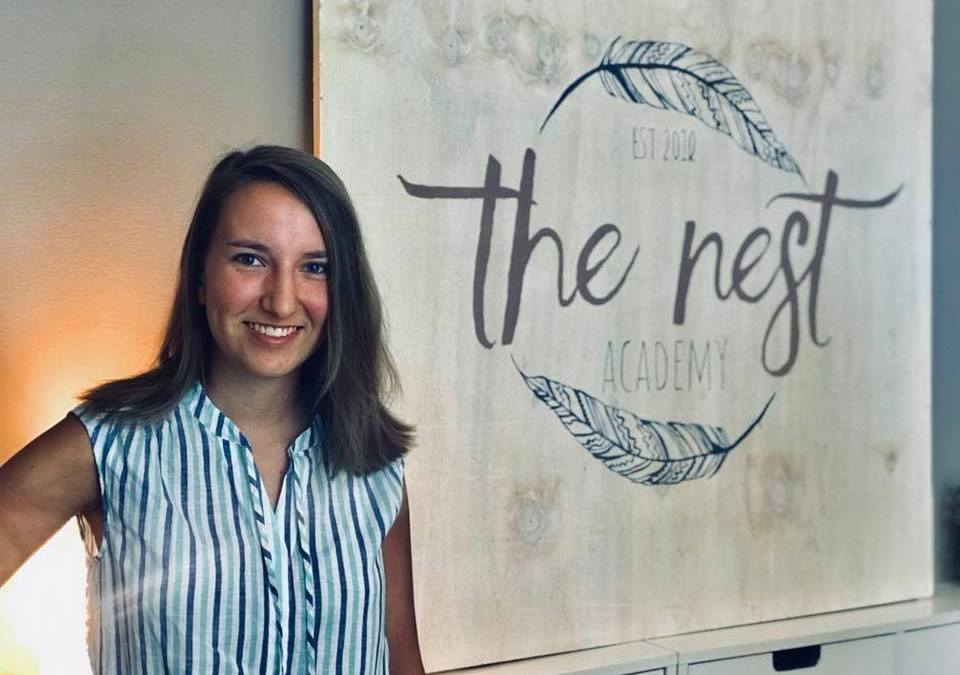 My Story: How I Got Involved at The Nest