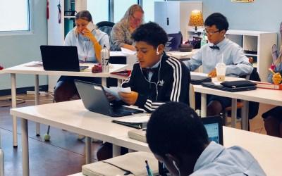 Student Spotlight: Justin Reyes