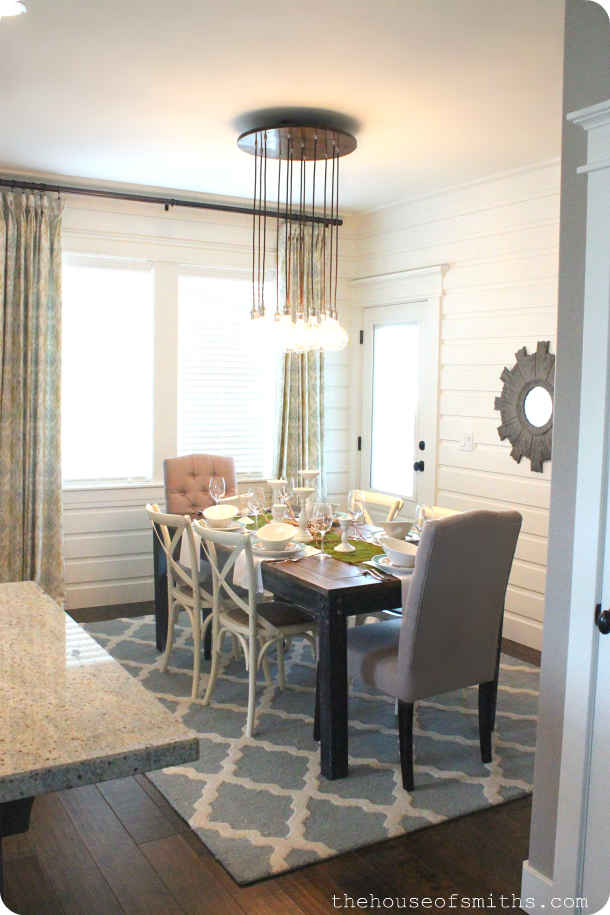 diy house dining room thehouseofsmiths 80 Decorate Your Dining Room id=62825