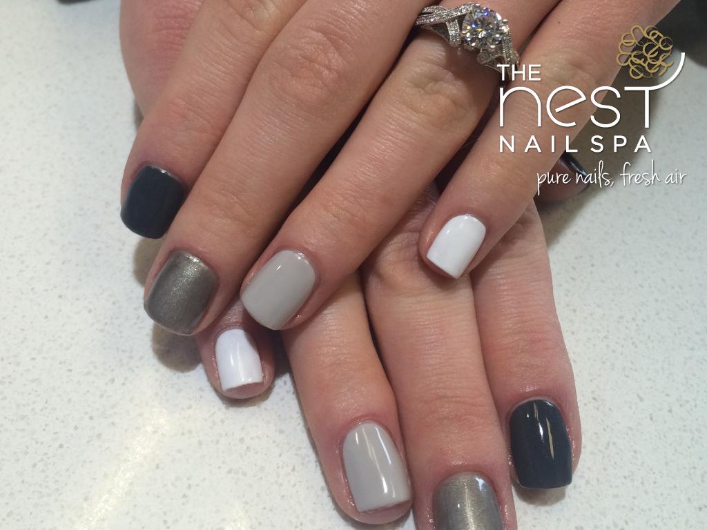 The Nest Nail Spa Colorados Premier Natural Art Nails And