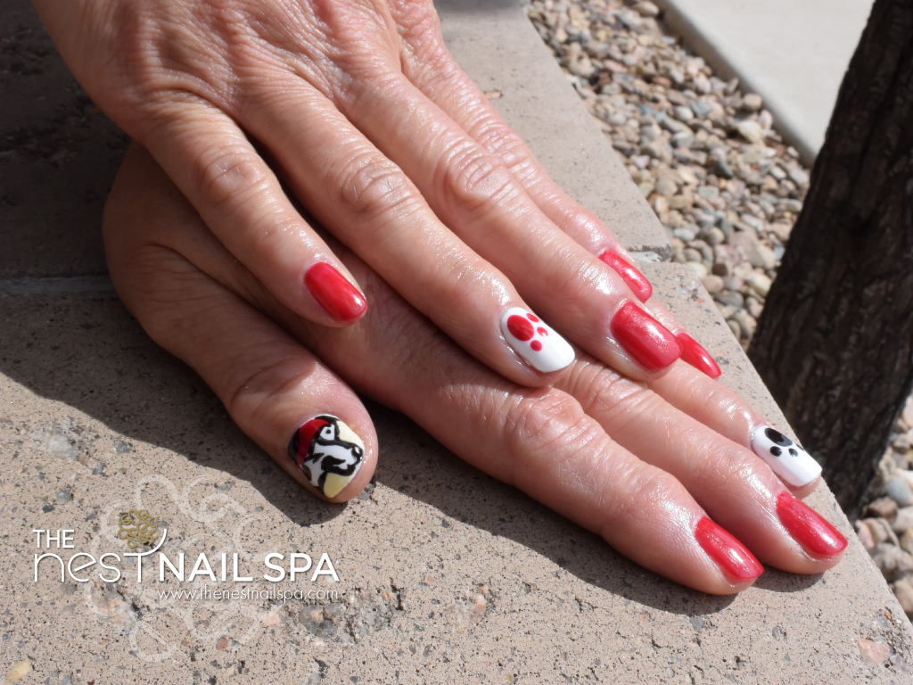 The Nest Nail Spa Art Lakewood 29