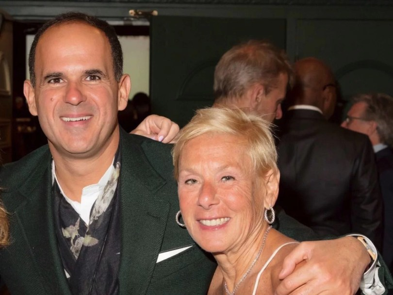 Marcus Lemonis and Bobbi Raffel