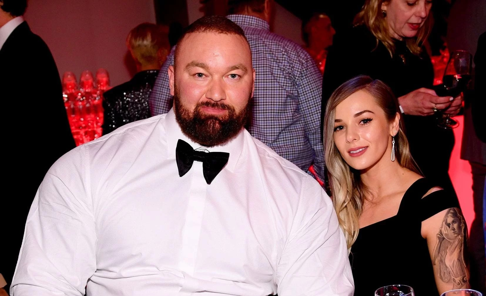 All you need to know about Hafthor Bjornsson's wife, Kelsey Henson