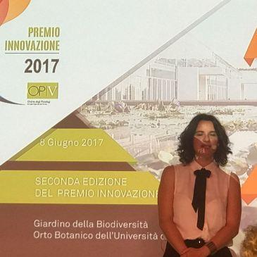 PRIMI CLASSIFICATI AL PREMIO INNOVAZIONE 2017