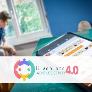 DIVENTARE ADOLESCENTI 4.0