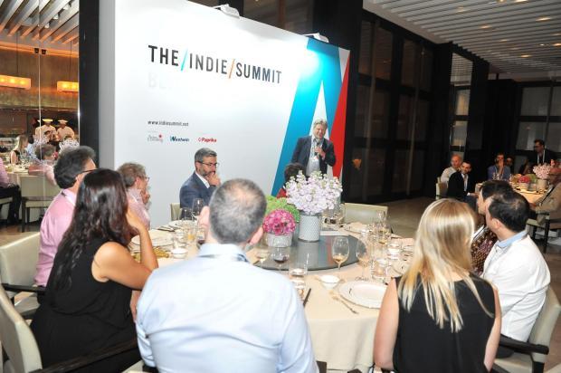 Welcome speech Indie Summit