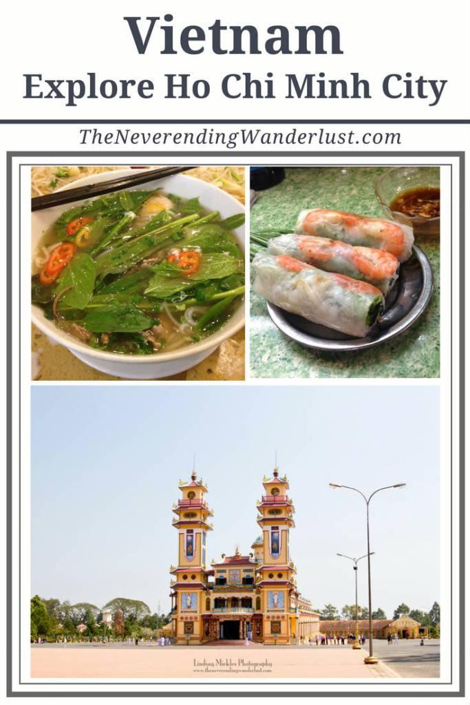 Visit Vietnam - A Great Few Days in Saigon