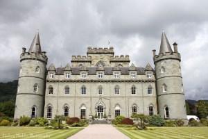 Invarary Castle, Scotland