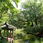 Changdeokgung Palace's Secret Garden, Seoul, South Kore
