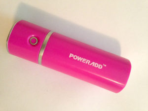 Carry-On Essentials: Portable Charger