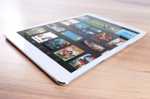Carry-on essentials: iPad or tablet