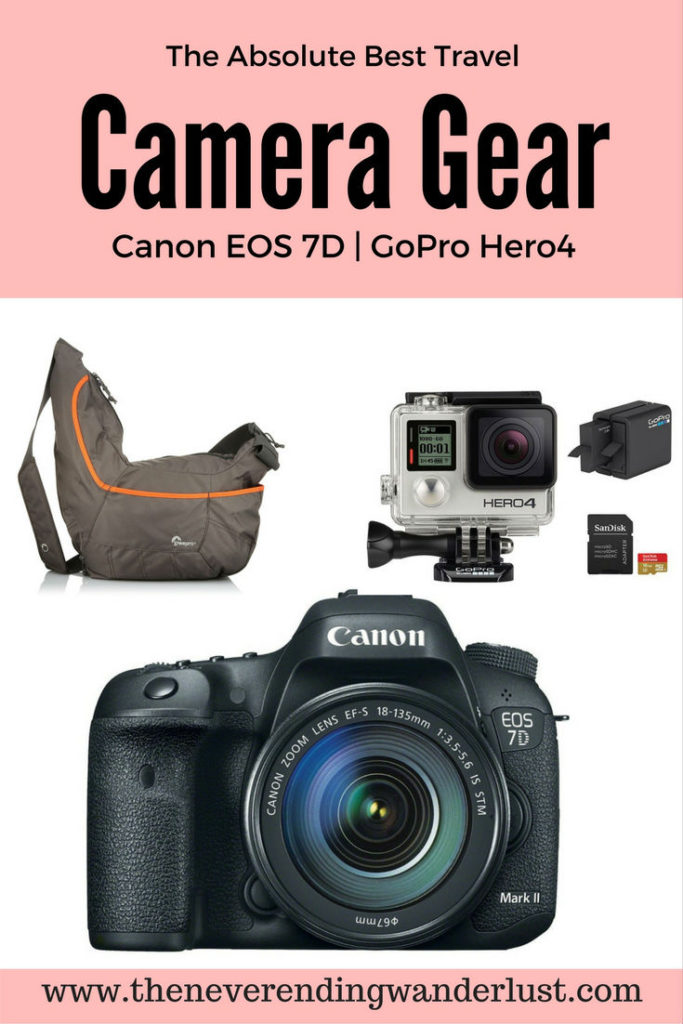 The Best Camera Gear