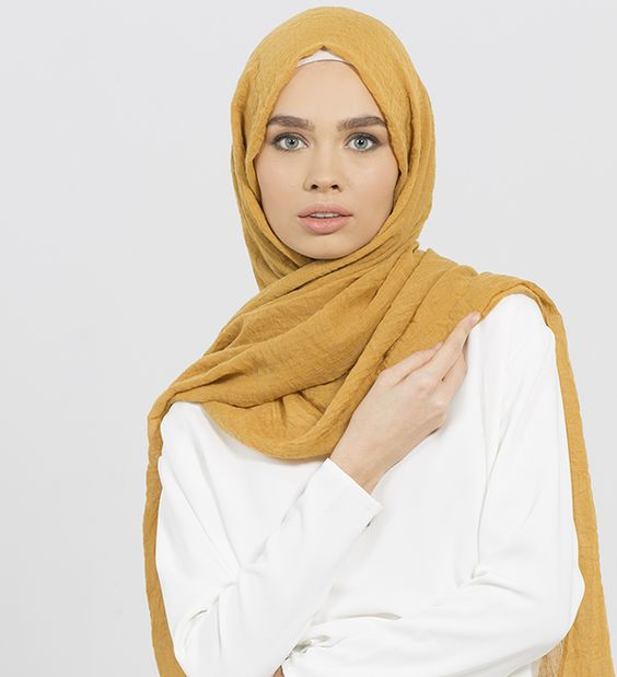 The Right Hijab Color For Your Skin Tone