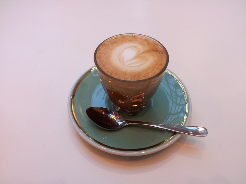Piccolo latte | A Different Coffee Every Day