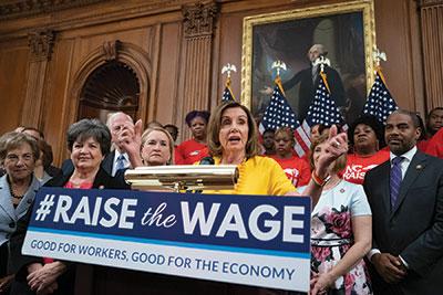 Property Poverty Raise the Minimum Wage