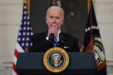 After Bombing Syria, Biden Cites UN Charter