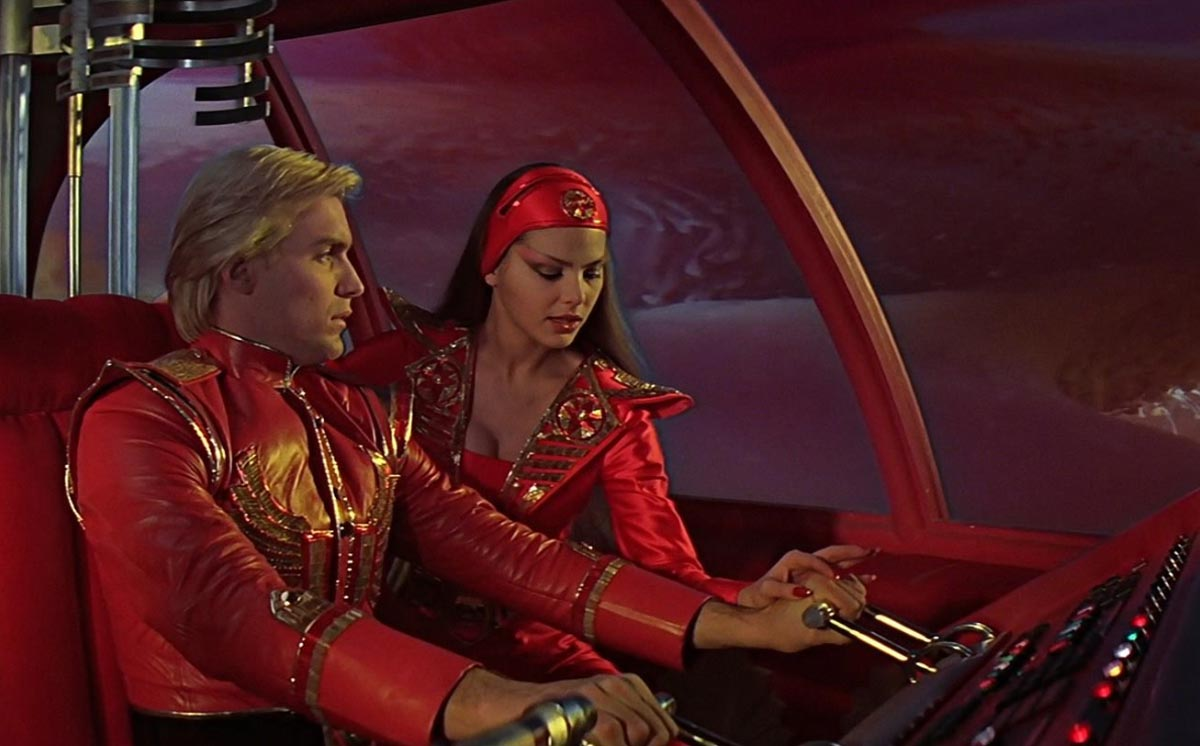 Image result for flash gordon vortex