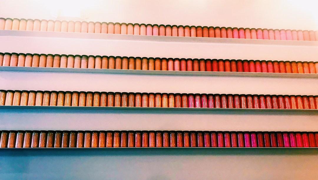 Bite Beauty Lip Lab | Los Angeles | Pigment Wall