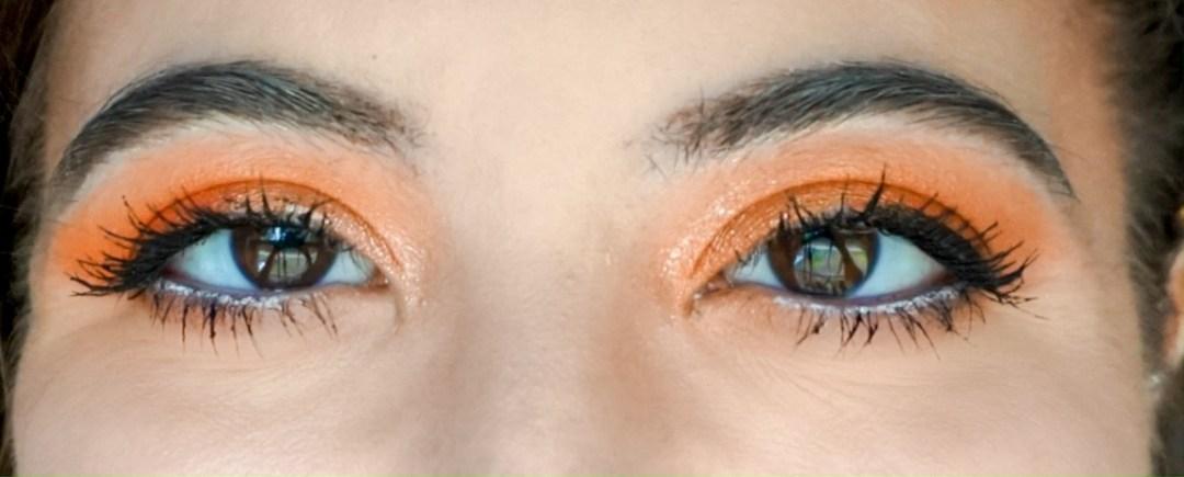 ColourPop Sweet Talk Eyeshadow Palette Review_Demo Look #1