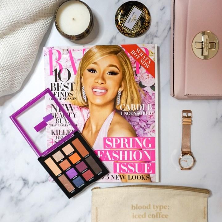 A Beauty Guru Made Me Do It | Maybelline Lemonade Craze Eyeshadow Palette Review_Flat Lay