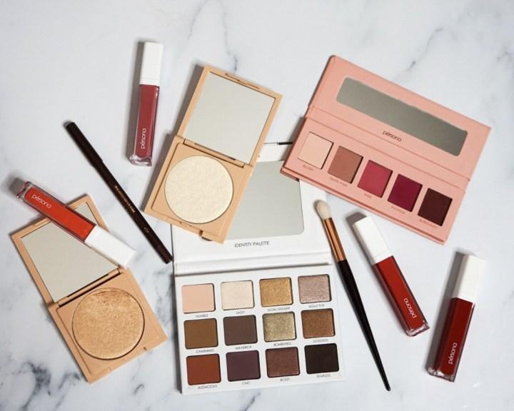 Yearlong Beauty Low Buy Update #2 | Persona Cosmetics Mini Haul | Persona Cosmetics Liquid Lipsticks, Lip Glosses, Cali Glow Highlighters, Identity Palette, Pink Color Theory Kit