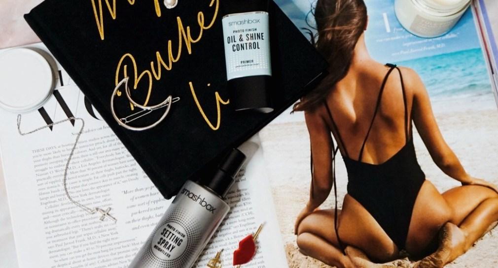 Smashbox Photo Finish Oil & Shine Control Primer & Long Lasting Setting Spray Review for Oily Skin