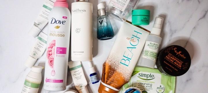 Makeup Minimalism | Summer 2019 Beauty Empties (Cosmetics, Skincare & Haircare)