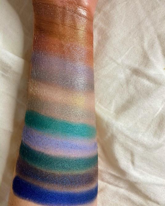 ColourPop Cosmetics Single Eyeshadow Collection Ranking | ColourPop Cosmetics Single Eyeshadow Swatches #7