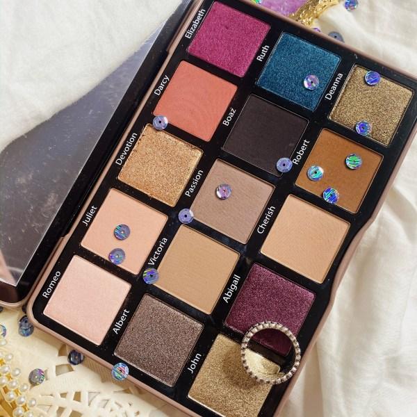 Sydney Grace Enduring Love Light Palette Review