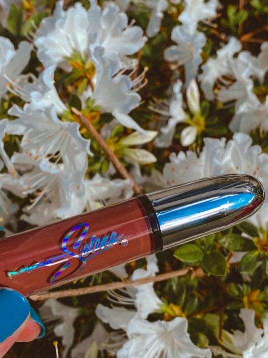 MAC Cosmetics x Selena La Reina Retro Matte Liquid Lip Color in Big Bertha