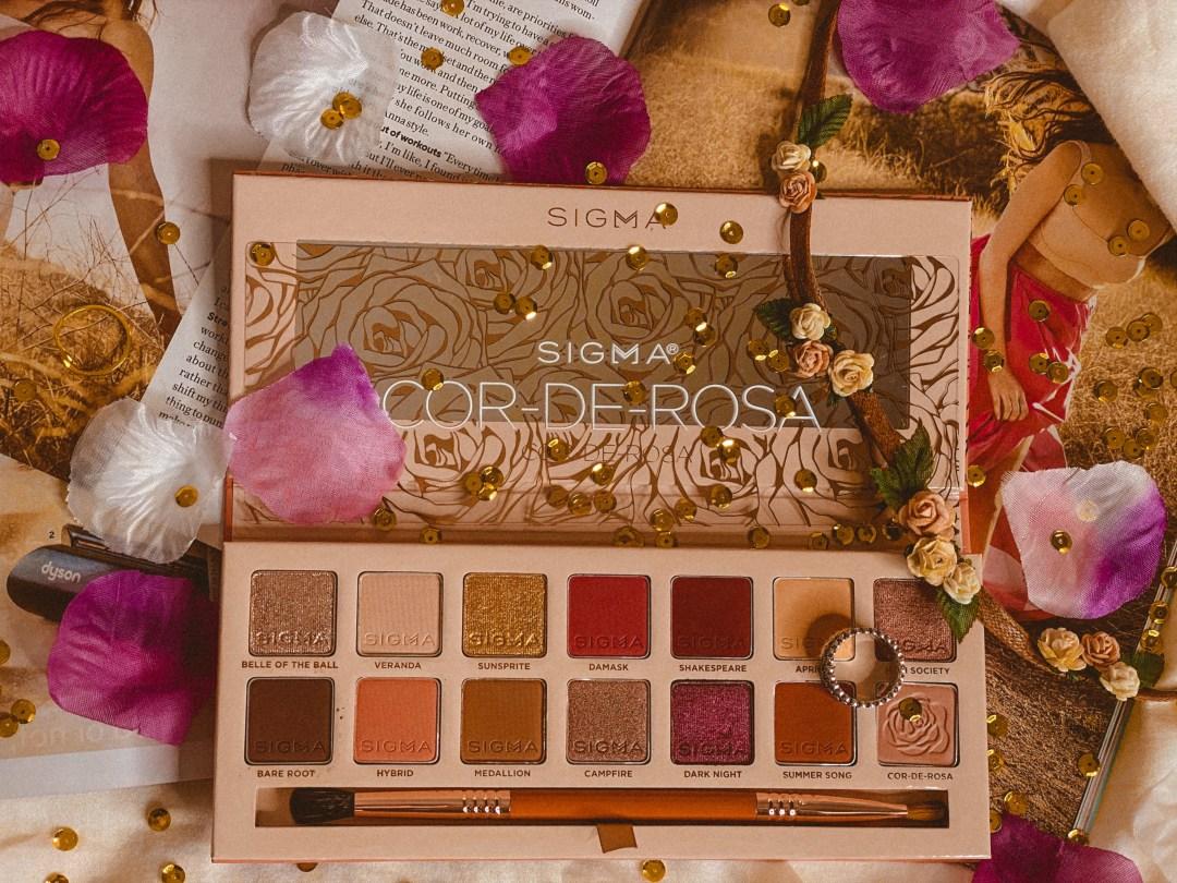 Sigma Beauty Cor de Rosa Palette