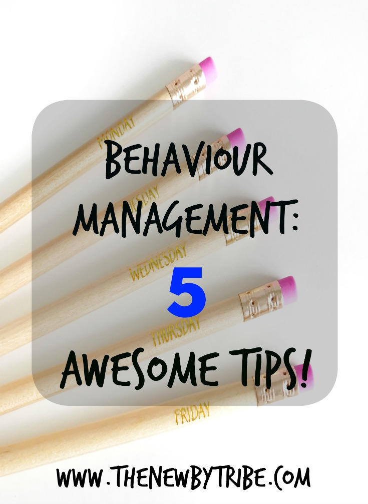 Are you a primary teacher worrying about behaviour management for the next year? Check out these 5 awesome tips!