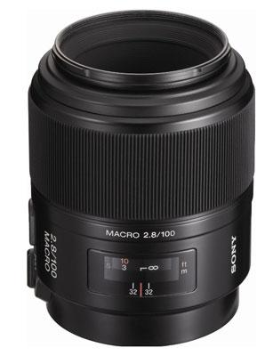 Sony 100mm Macro Lens for Sony A77